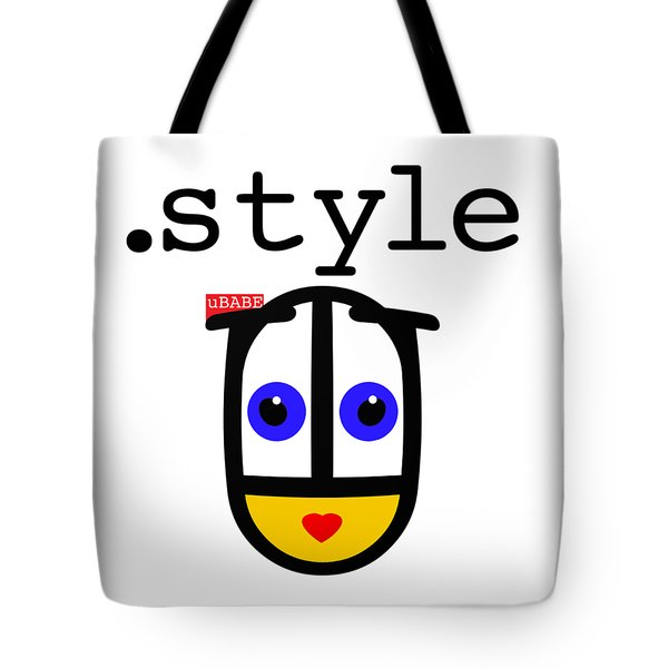 The Style Tote Bag
