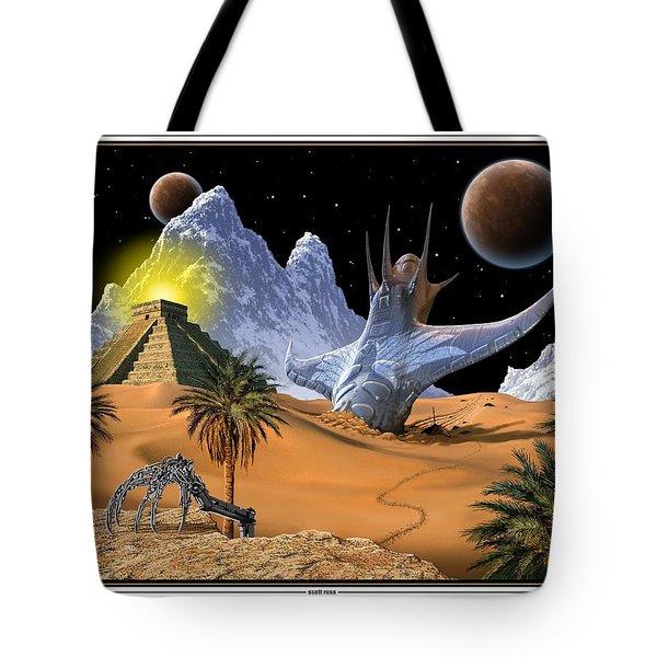 The Survivor Tote Bag
