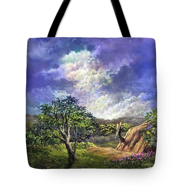 The Sustaining Celestial Tote Bag