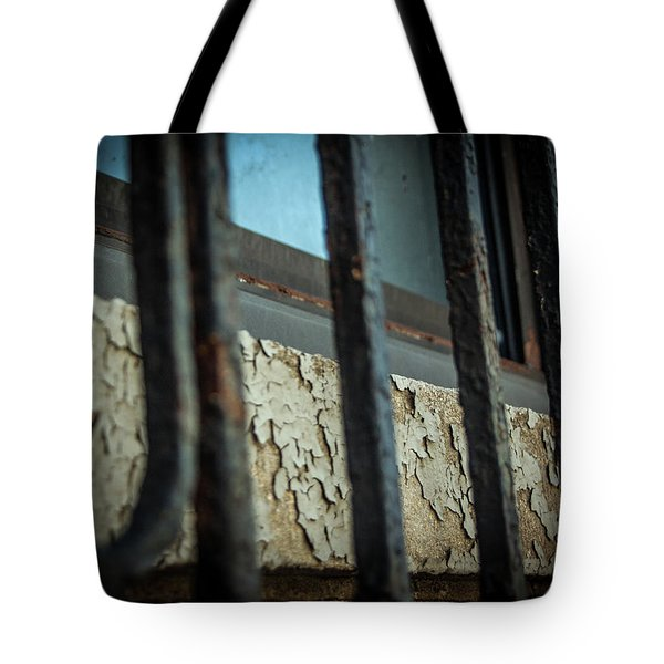 The Texture Of Time Tote Bag