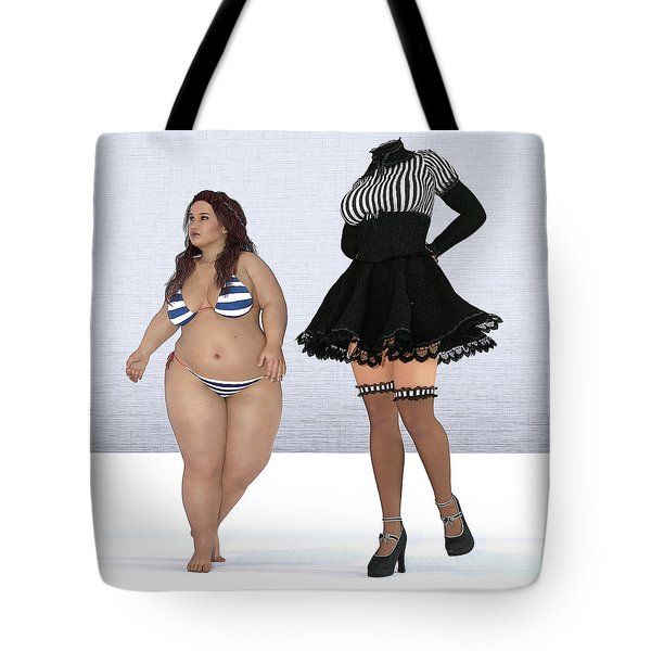 The Thought Tote Bag