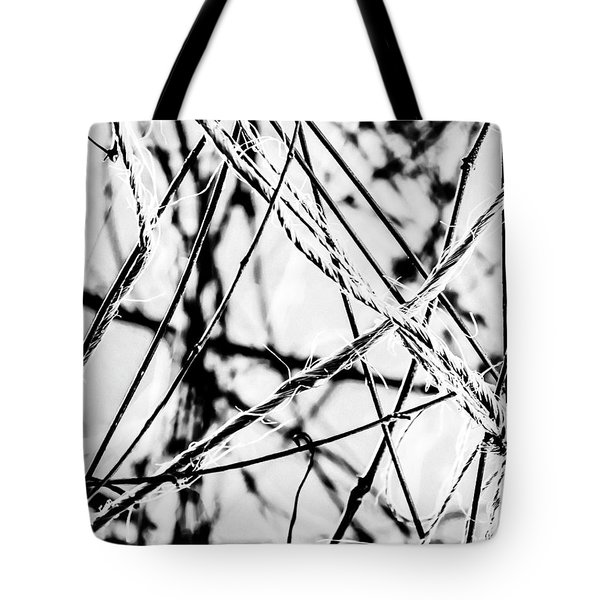 The Tie That Binds Tote Bag