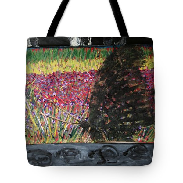 The Trickle Down Effect Tote Bag