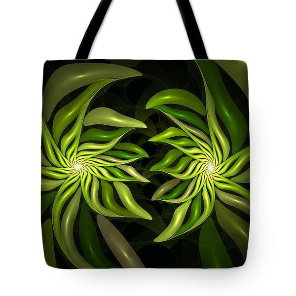 The Twist Tote Bag