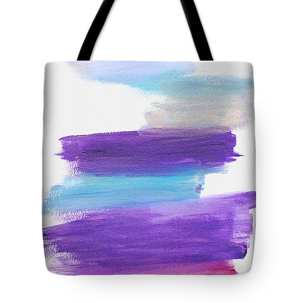 Tote Bag featuring the painting The Unconscious Mind by Bee-Bee Deigner