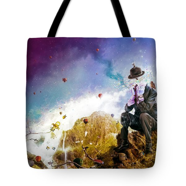 The Uninspired Tote Bag