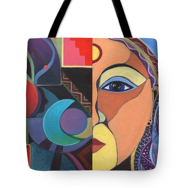 The Unknown Factors 1 Tote Bag