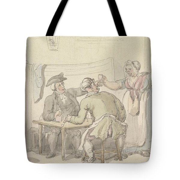 The Vicar Of Wakefield - The Scold, With News Of Olivia Tote Bag
