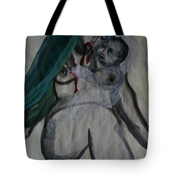 The Voice Within-listen Tote Bag