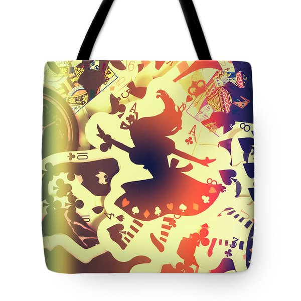 The Waking Game Tote Bag