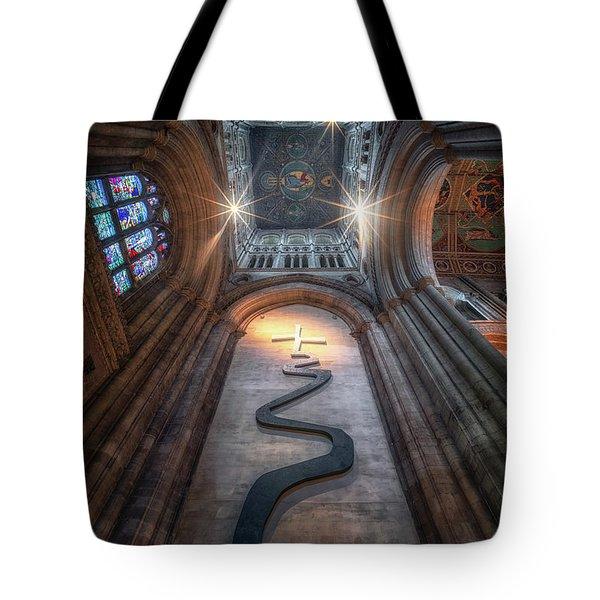 The Way Of Life II Tote Bag