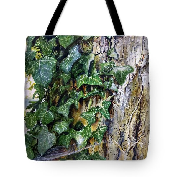 Tote Bag featuring the painting The Wedding by William Brody