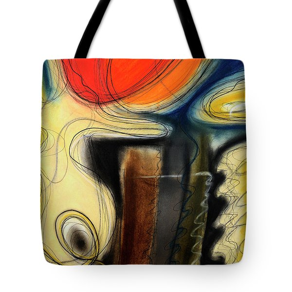 The Whirler Tote Bag