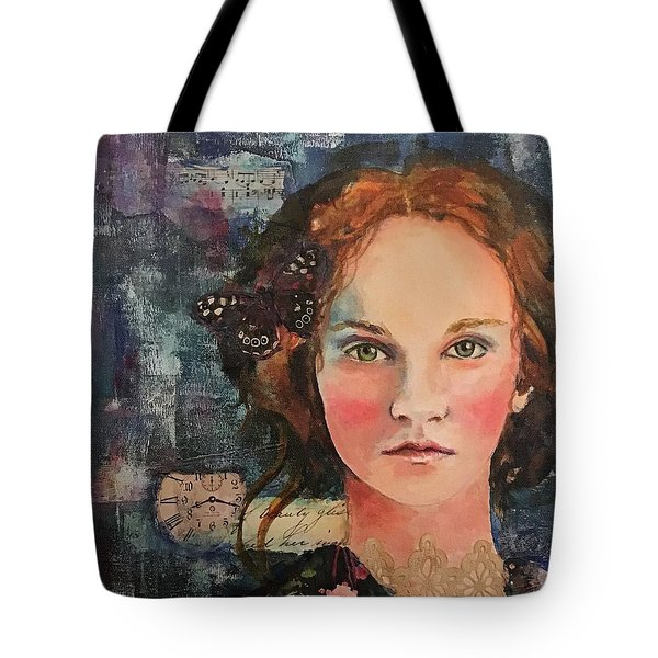 The Winged One Tote Bag