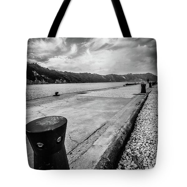 The Winter Sea #3 Tote Bag