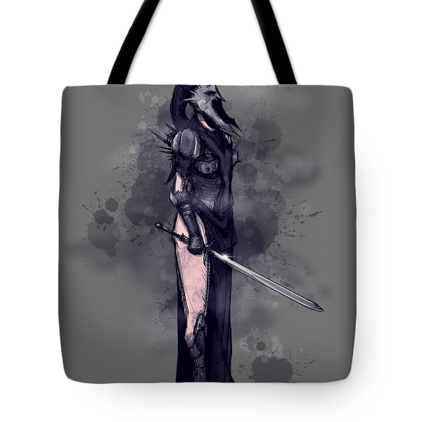 The Witch Queen Tote Bag