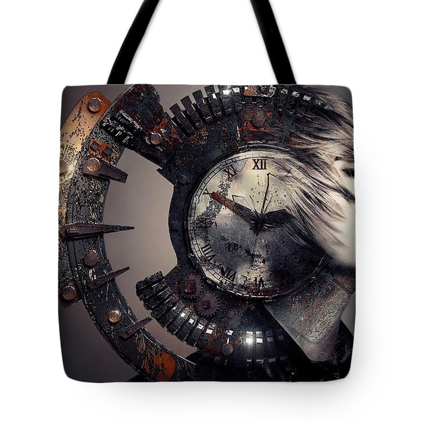 The Woman That Time Forgot Tote Bag