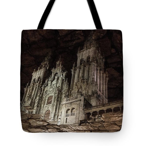 The World At Your Feet Tote Bag