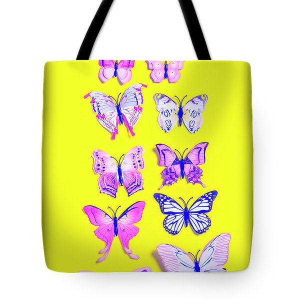 The Yellow Bug Road Tote Bag