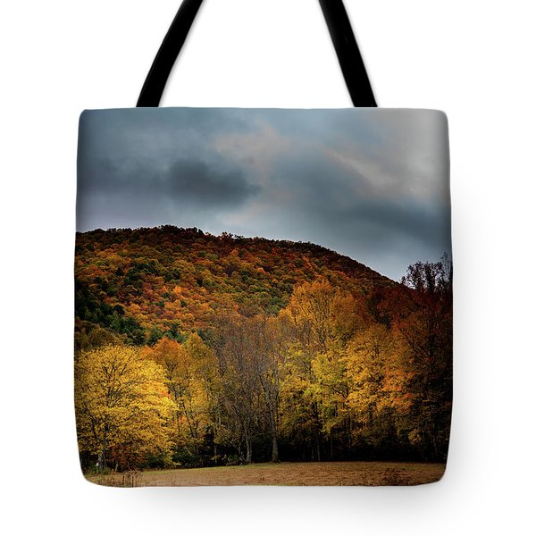 Tote Bag featuring the photograph The Yellow Tree by Greg Mimbs