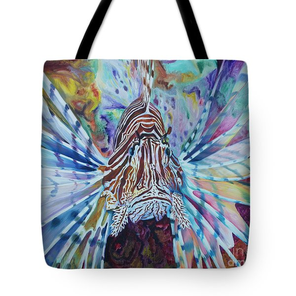 They Don't Like Me Tote Bag