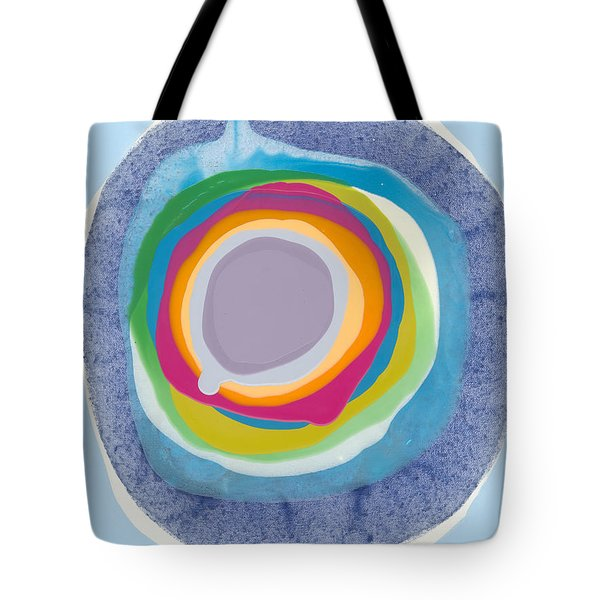 Think It Over Tote Bag