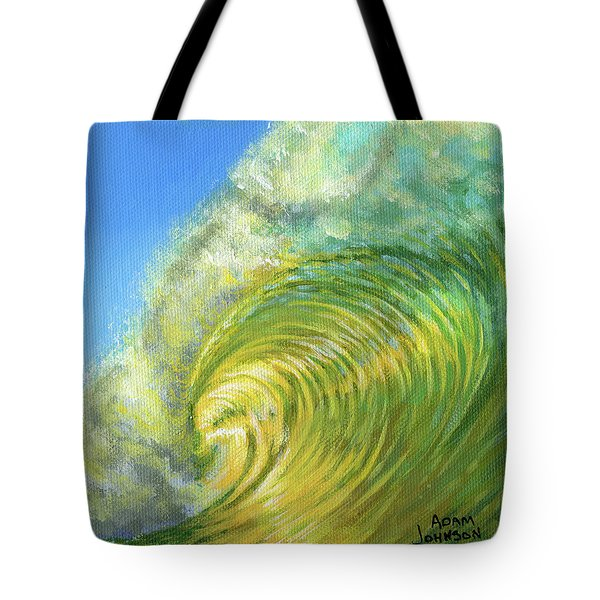 Third Coast Dreaming Tote Bag