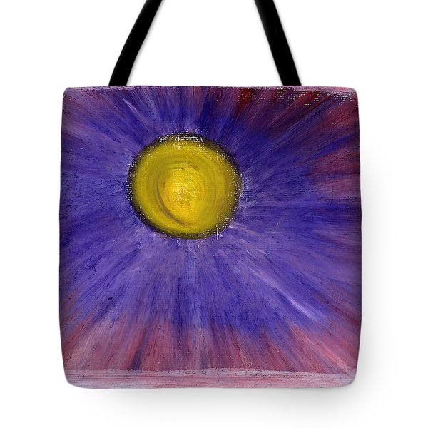 Tote Bag featuring the pastel This Is How Dreams And Nightmares Are Made Of by Bee-Bee Deigner