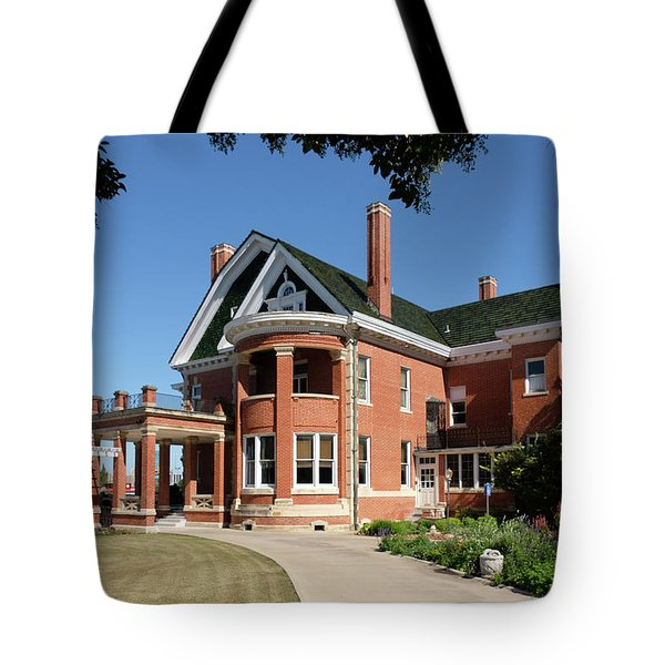 Thistle Hill Tote Bag