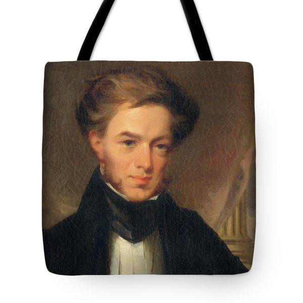 Portrait Of Thomas Ustick Walter, 1835 Tote Bag