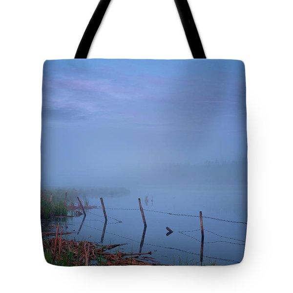 Thorhild Pond Tote Bag