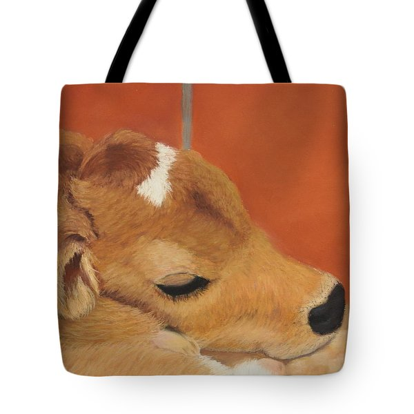 Three Hours Old Tote Bag