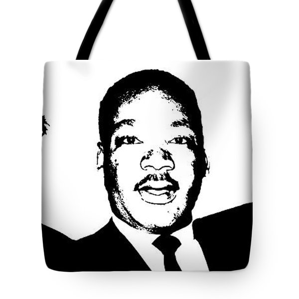 Three Leaders Tote Bag