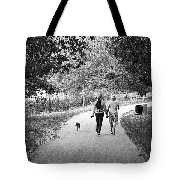 Threes A Company Tote Bag