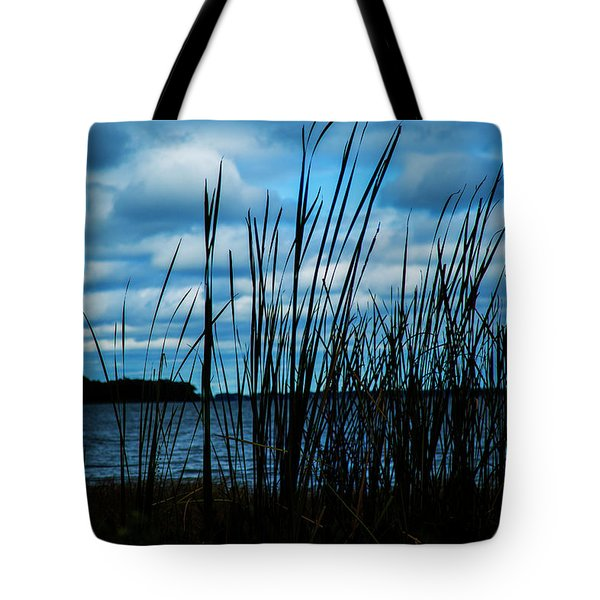 Through The Grass Tote Bag