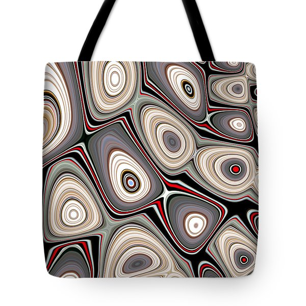 Through The Looking-glass Tote Bag