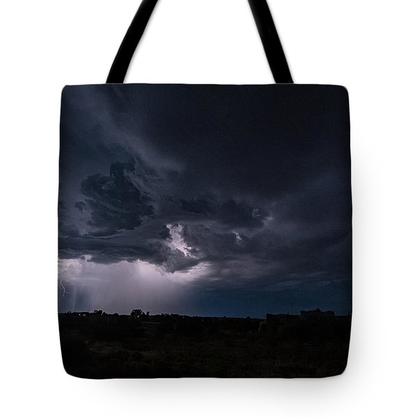 Thunderstorm #1 Tote Bag