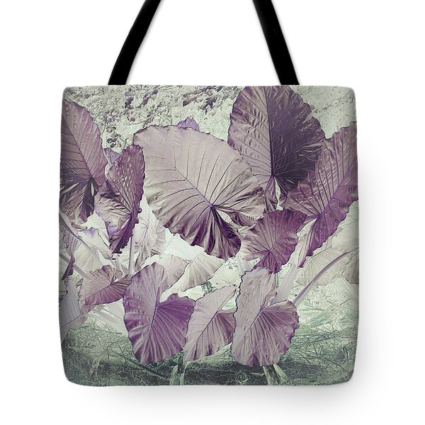Tote Bag featuring the digital art Borneo Giant Abstract by Robert G Kernodle