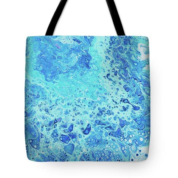 Makena Tide Pool Tote Bag