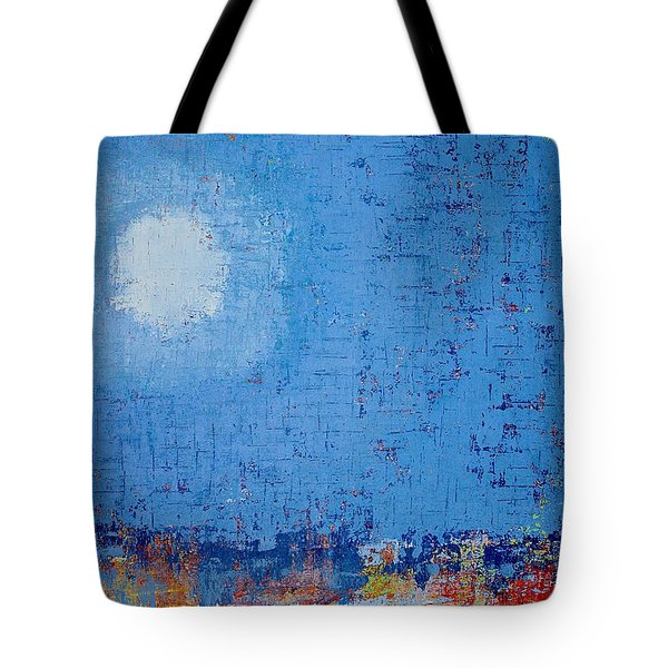 Tidepool Original Painting Sold Tote Bag