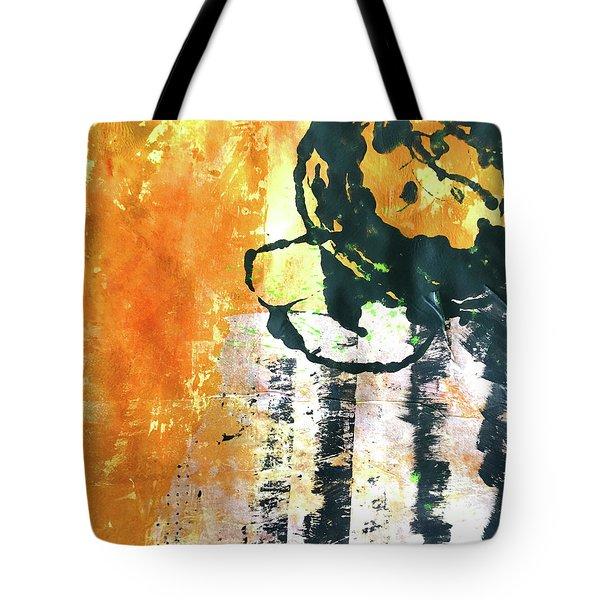 Tiger Mama Tote Bag