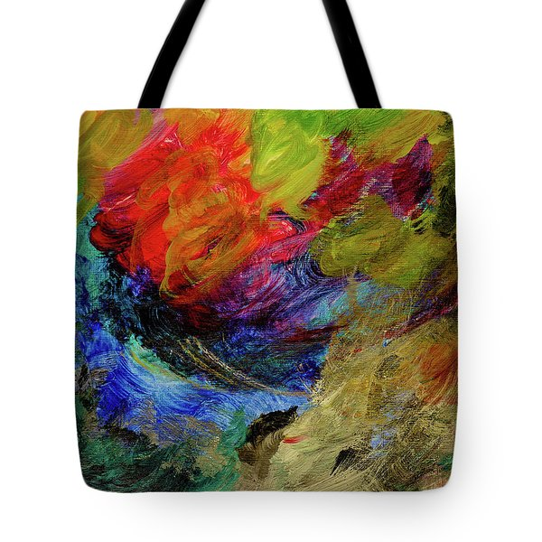 Time Changes Tote Bag