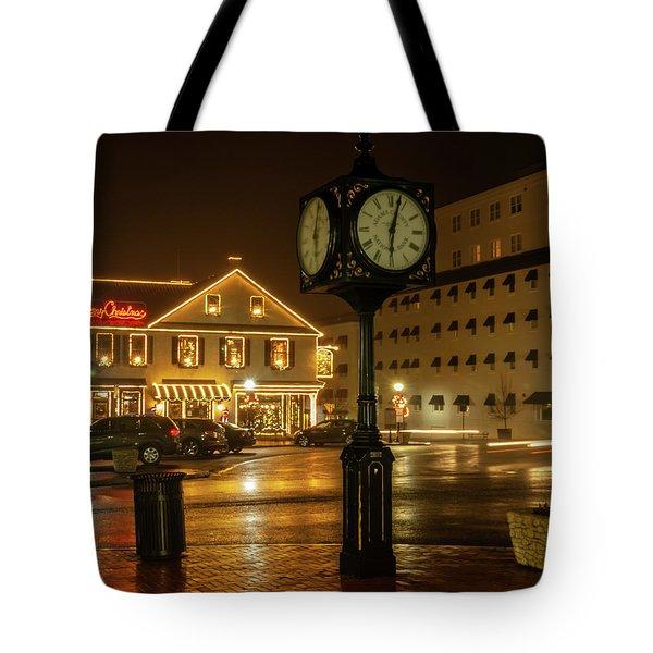 Time For Christmas Tote Bag