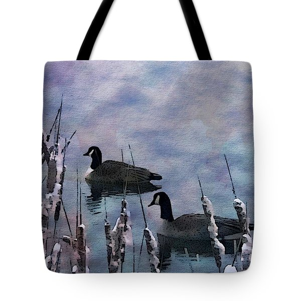 Time To Go South Tote Bag