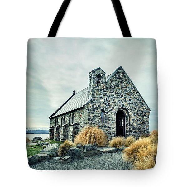 Timeless Worship Tote Bag
