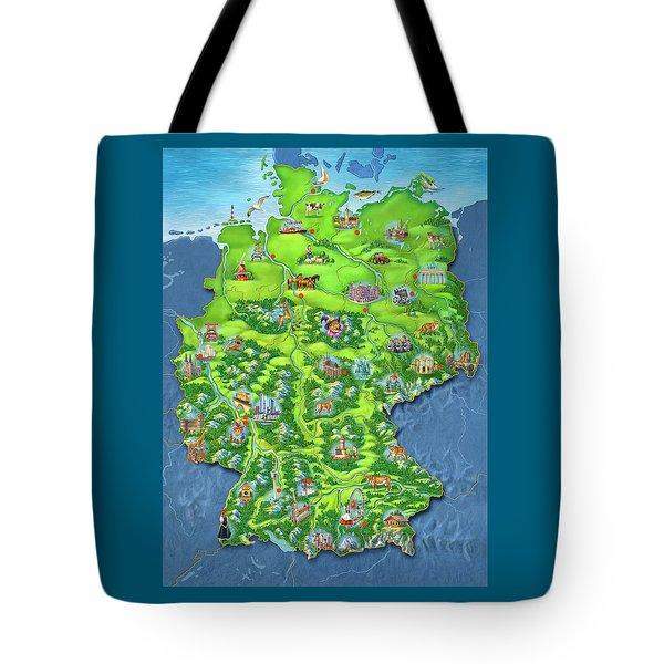 tiptoi_Puzzle Tote Bag