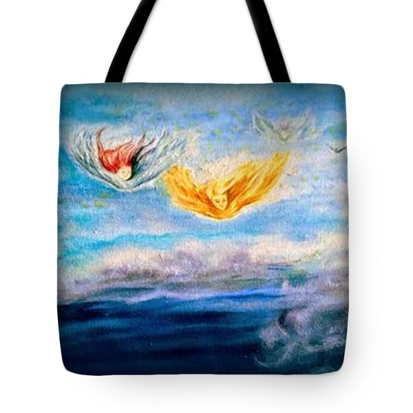 To Harvest God's Own Tote Bag