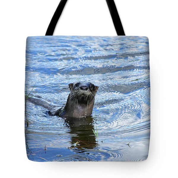 To My Otter Amazement Tote Bag