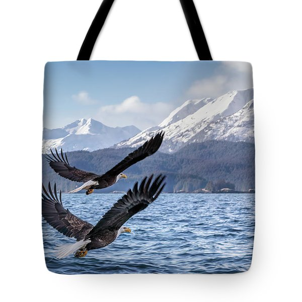 To The Hills... #2 Tote Bag