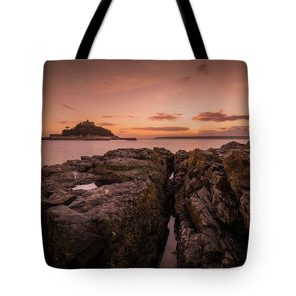 To The Sunset - Marazion Cornwall Tote Bag